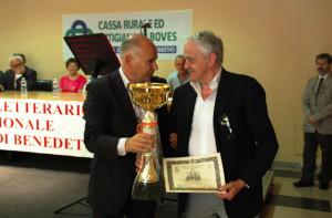 A Chiusa di Pesio la premiazione del premio letterario 'De Benedetto'