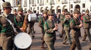 Questa sera la Fanfara Taurinense inaugura 'Musicando' a Busca