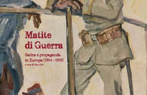 All'Ecomuseo Terra del Castelmagno la mostra 'Matite di guerra. Satira e propaganda in Europa'