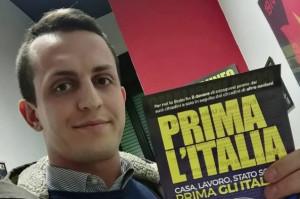 Alba: mozione antifascismo, CasaPound contesta Sindaco e consiglieri