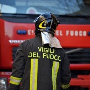 Incidente a Tarantasca: coinvolti auto e camion