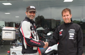 Il 'giramondo' Franco Ballatore entra a far parte del Bemar Racing Team di Cuneo