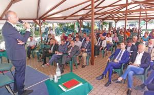 Enrico Allasia confermato presidente di Confagricoltura Cuneo per i prossimi tre anni