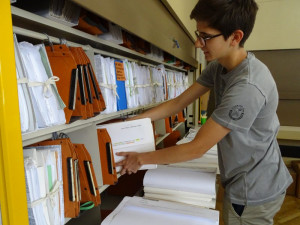 Alternanza scuola-lavoro: nove ragazzi impegnati negli uffici della Provincia