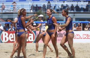 Lpm Bam Mondovì a Cesenatico per la seconda tappa del Samsung Lega Volley Summer Tour