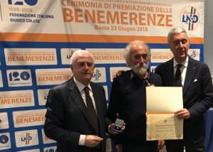 Calcio: dalla Figc una benemerenza per Paolo Zavattaro, 'colonna' del pallone cuneese