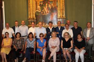 Alba: ricevuti in municipio i membri del Comitato di Gemellaggio con Giresun
