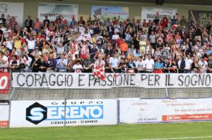 Cuneo Calcio, i 'Fedelissimi' non ci stanno: 'Vogliamo risposte immediate'