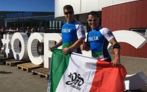Bruno Manca e Federico Giraudo agli Europei di Ocr in Danimarca