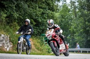 Ennesimo successo per 'Moto Storiche in Salita Valgrana-Montemale'
