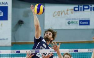 Pallavolo A2/M: Cuneo accoglie Paolo Alborghetti