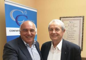 Confartigianato Fidi Cuneo: Roberto Ganzinelli confermato alla presidenza