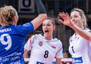 Pallavolo A1/F: Cuneo, dalla Polonia arriva Anna Kaczmar