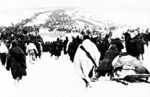 I piastrini di due Alpini caduti in Russia donati al memoriale della Cuneense