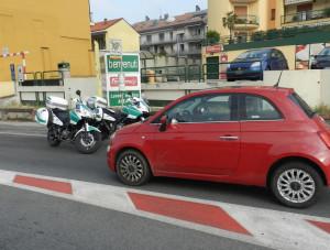 Bra: la Polizia Municipale cerca testimoni per un incidente in via Vittorio Veneto