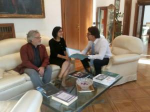 Asti-Cuneo, Tenda bis, Cuneo-Nizza: Campo e Dadone a colloquio con Toninelli