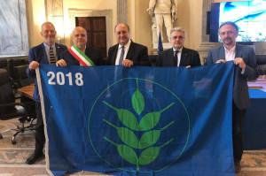 Alba è l'unico comune piemontese 'Spiga Verde 2018'