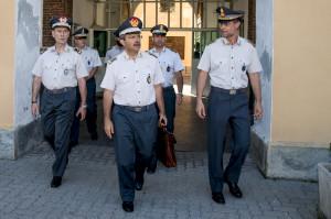Guardia di Finanza: il Comandante interregionale in visita a Cuneo