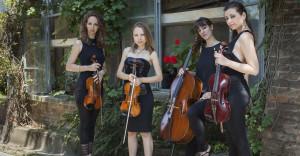 Limone: venerdì 3 agosto il Quartetto Effe in concerto al Teatro Alla Confraternita