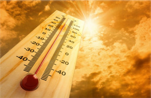E' iniziata la settimana più calda dell'anno: temperature di 5-6 gradi oltre la media