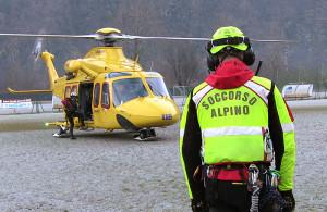 Tratti in salvo due escursionisti bloccati sul Monviso