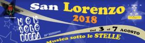 Dal 3 al 7 agosto la festa patronale a San Lorenzo di Caraglio