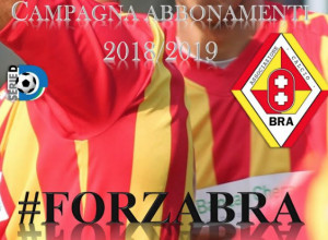 Bra Calcio, al via la campagna abbonamenti 2018-2019