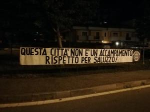 CasaPound: 'Rispetto per Saluzzo, questa città non è un accampamento'