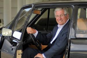 Giorgetto Giugiaro festeggia i suoi 80 anni a Garessio