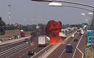 'Ecco i problemi dell'autotrasporto...ma solo in caso di disastro!'