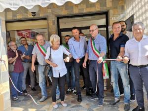 Inaugurato il nuovo ufficio turistico Iat di Roburent