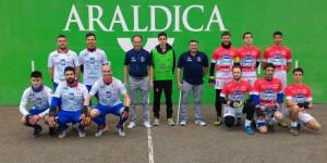 Pallapugno, Serie A: la Pro Spigno batte Cuneo e aggancia la vetta