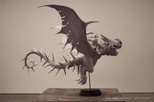 Le sculture di Andrea Blasich al Museo della Ceramica di Mondovì