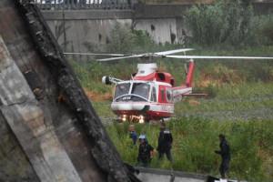 Supporto psicologico anche al 'Santa Croce' per i coinvolti nel disastro di Genova