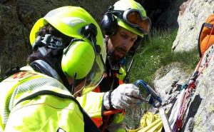 Incidente durante arrampicata in valle Gesso, coinvolta trentacinquenne saluzzese