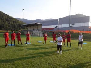 Calcio, Serie D: si è già conclusa l'esperienza di Luca Cena alla Pro Dronero