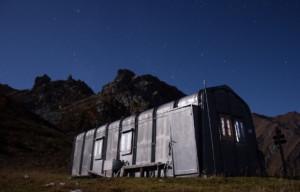 Riqualificato il bivacco Rousset, lungo l'itinerario 'Curnis Auta' tra le valli Grana e Stura