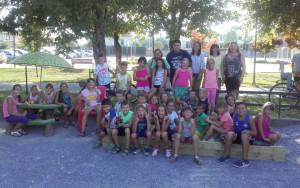 Nuovi intrattenimenti per bambini al Centro Polivalente di Tarantasca