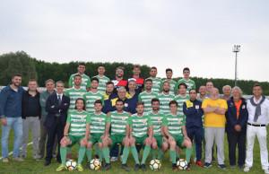 Calcio, a Cavallermaggiore il terzo trofeo 'Banca di Cherasco'