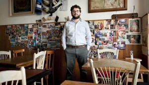 Luca Iaccarino presenta il suo nuovo libro a Saluzzo