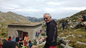 Le Alpi Marittime piangono Beppe Bosio, 'padre' del bivacco Speranza