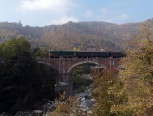 I treni storici tornano a percorrere la Ferrovia Turistica del Tanaro fino ad Ormea