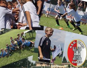 'Porte aperte' alla scuola calcio dell'Olmo