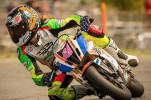 Motociclismo: Arianna Barale terza ad Ottobiano