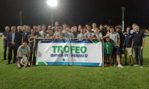 Banca di Cherasco main sponsor della Roretese Calcio, neopromossa in Promozione
