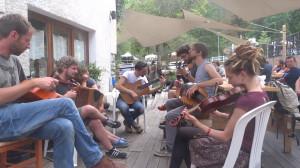 Nel weekend arriva la quarta edizione di 'UFF! - Upega Folk Festival'