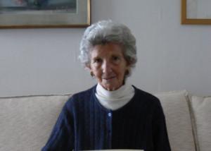 Si è spenta Elsa Perona: fu staffetta partigiana durante la Resistenza