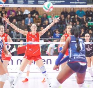 Pallavolo A1/F: Cuneo conferma Floriana Bertone