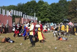 'Un giorno a Saluzzo accadde...': rievocazione storica a Villa Aliberti
