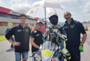 Motociclismo: diversi piloti cuneesi in pista al Mugello